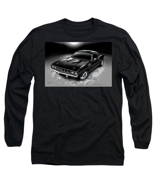 Phantasm 71 Cuda Long Sleeve T-Shirt