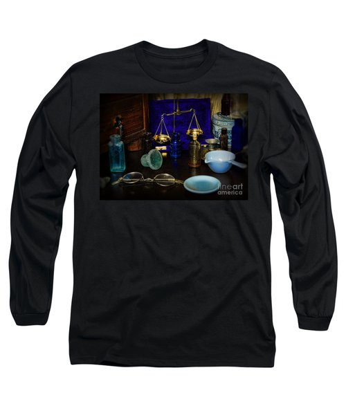 Pharmacist - Scale And Measure Long Sleeve T-Shirt
