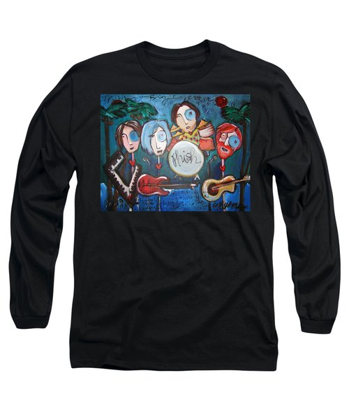 Phish At Big Cypress Long Sleeve T-Shirt