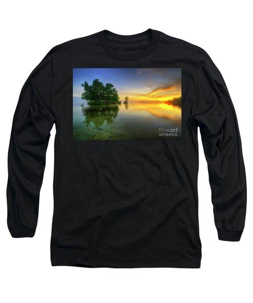 Long Sleeve T-Shirt featuring the photograph Phoenix Nights 5.0 by Yhun Suarez