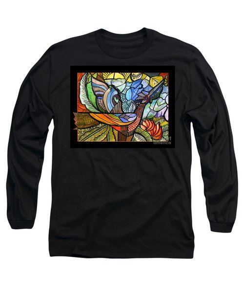 Phoenix Rising Long Sleeve T-Shirt