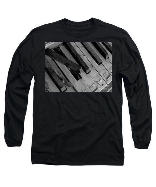 Piano2 Long Sleeve T-Shirt