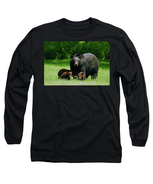 Picnic Crashers Long Sleeve T-Shirt