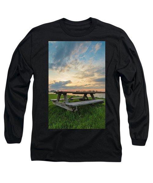 Picnic Time Long Sleeve T-Shirt