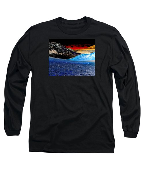 Pictures From Venus Long Sleeve T-Shirt by Rebecca Margraf