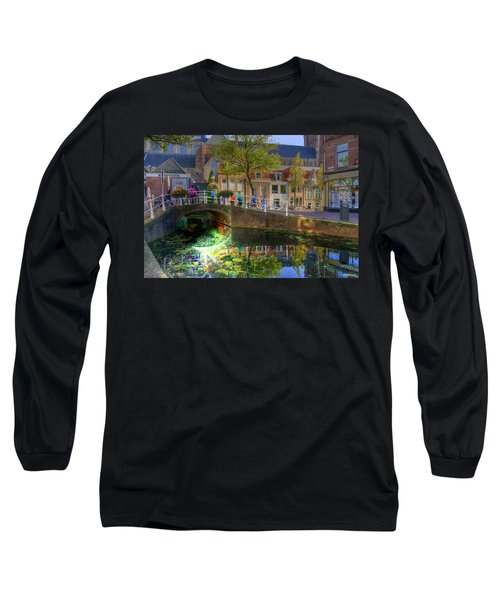 Picturesque Delft Long Sleeve T-Shirt