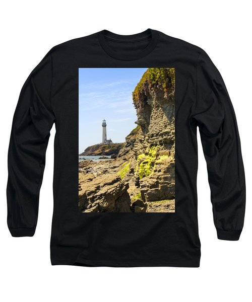 Pidgeon Point Lighthouse Long Sleeve T-Shirt