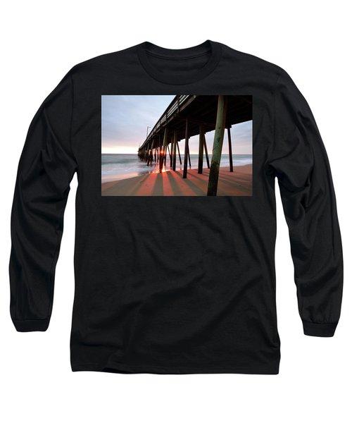 Pier Sunburst Long Sleeve T-Shirt