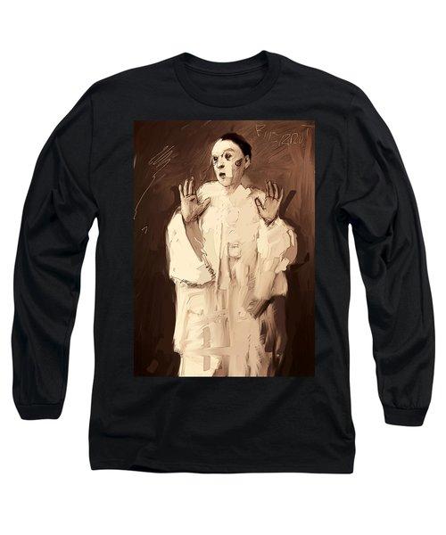 Pierrot Long Sleeve T-Shirt