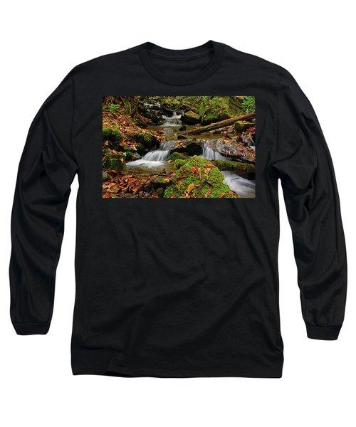 Pigeon Creek Cascades Long Sleeve T-Shirt