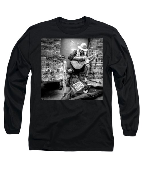 Pike Market Solo Long Sleeve T-Shirt by Greg Sigrist