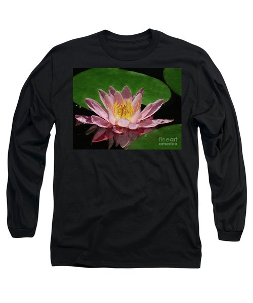 Pink Beauty Long Sleeve T-Shirt