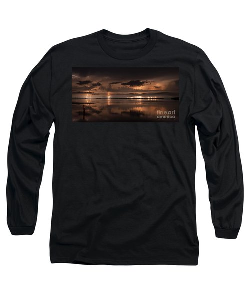 Amber Nights Long Sleeve T-Shirt