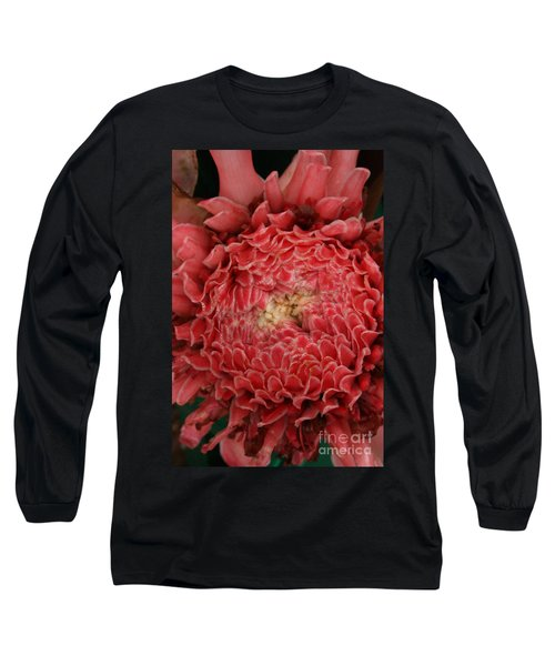 Pink Torch Ginger 1 Long Sleeve T-Shirt