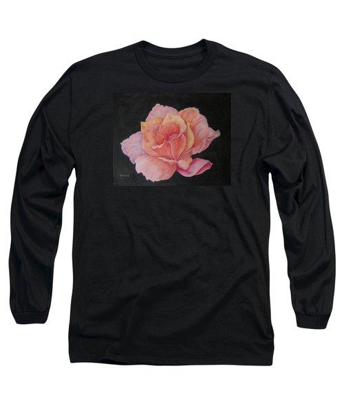 Pinky Long Sleeve T-Shirt by Barbara O'Toole