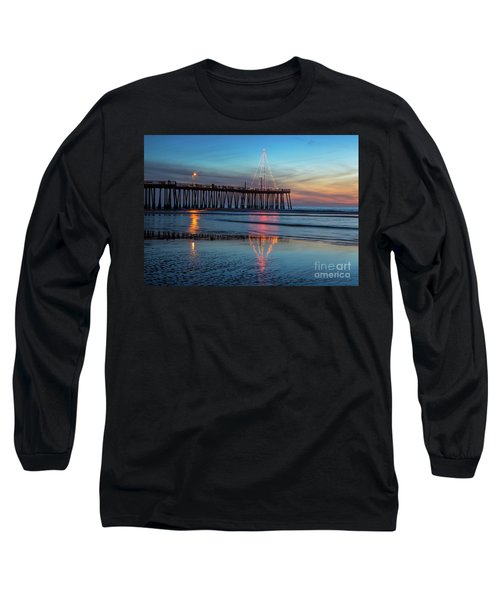 Pismo Pier Lights Long Sleeve T-Shirt