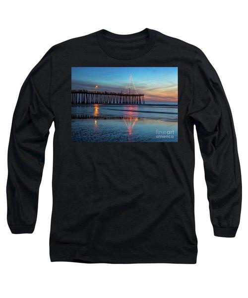 Pismo Pier Lights Long Sleeve T-Shirt
