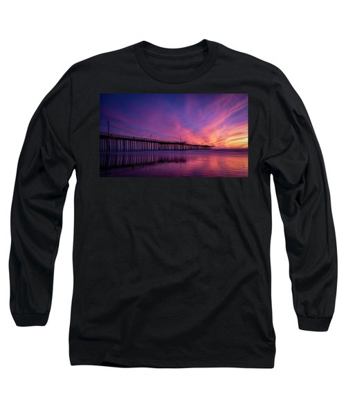 Pismo's Palette Long Sleeve T-Shirt by Sean Foster