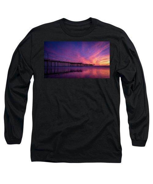 Pismo's Palette Long Sleeve T-Shirt
