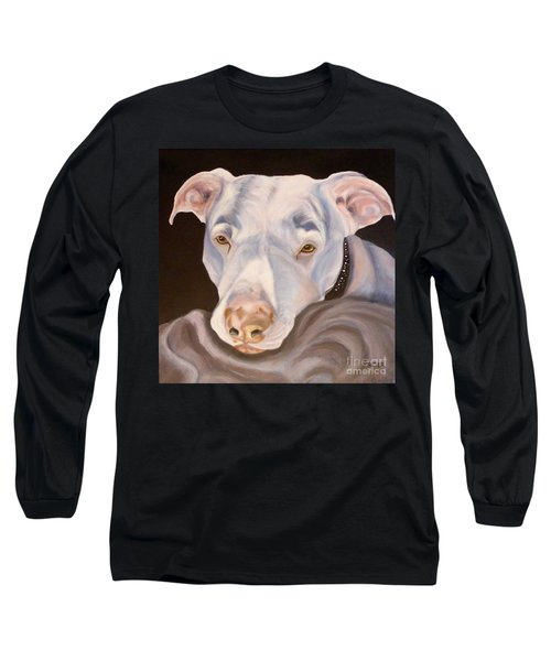 Pit Bull Lover Long Sleeve T-Shirt