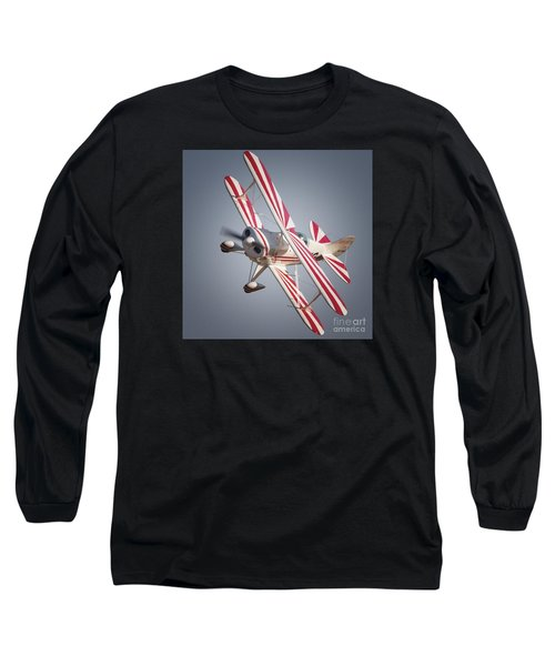 Pitts Special Matrix Mouldings Long Sleeve T-Shirt