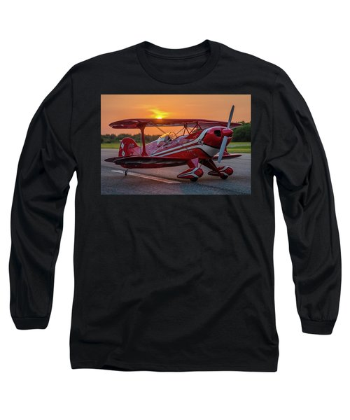 Pitts Sunset Long Sleeve T-Shirt