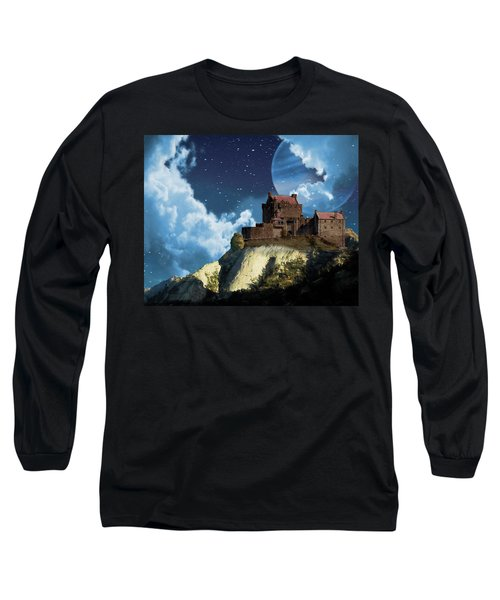 Planet Castle Long Sleeve T-Shirt