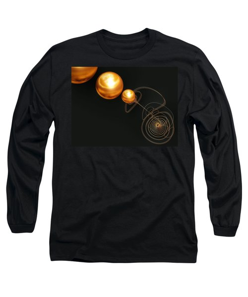 Planet Maker Long Sleeve T-Shirt by Isabella F Abbie Shores FRSA