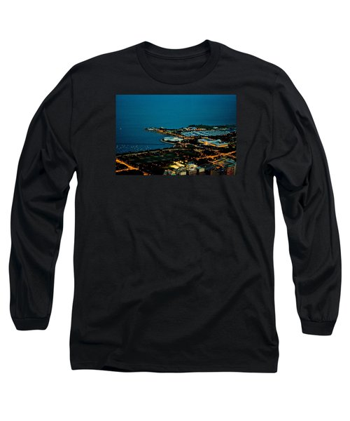 Planetarium And Aquarium Long Sleeve T-Shirt