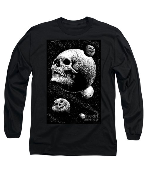 Planetary Decay Long Sleeve T-Shirt