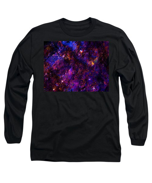 Planetary Sky Long Sleeve T-Shirt