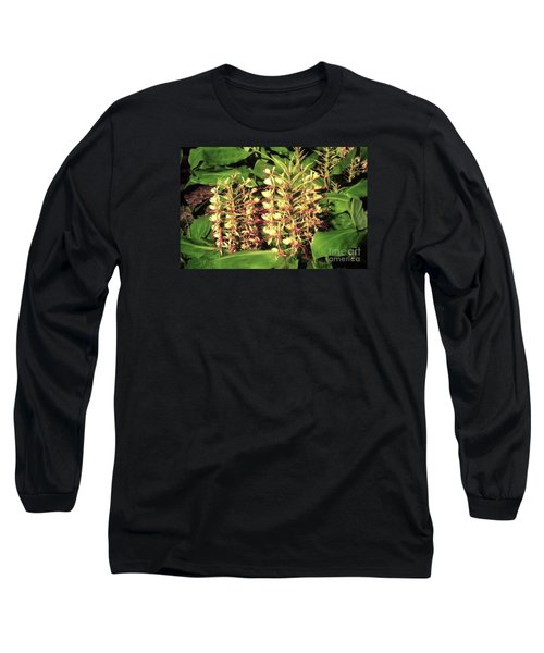 Plant Flowers Long Sleeve T-Shirt