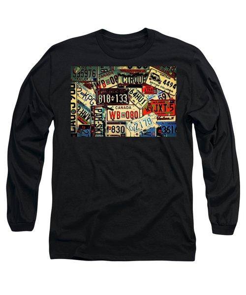 Plates Galore Long Sleeve T-Shirt