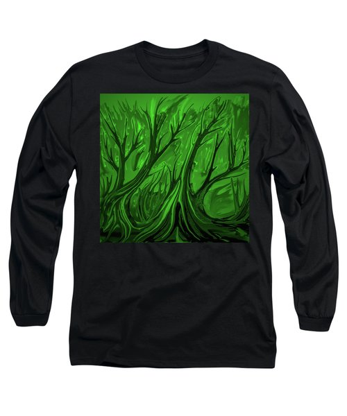 Play Green #h6 Long Sleeve T-Shirt