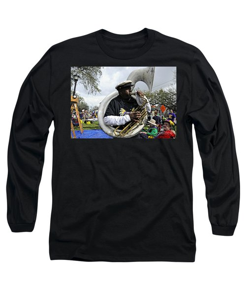 Playing To The Crowd Long Sleeve T-Shirt