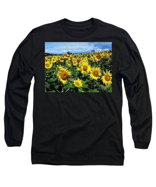 Pleasant Warmth Long Sleeve T-Shirt