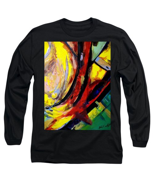 Pleasing Too Long Sleeve T-Shirt