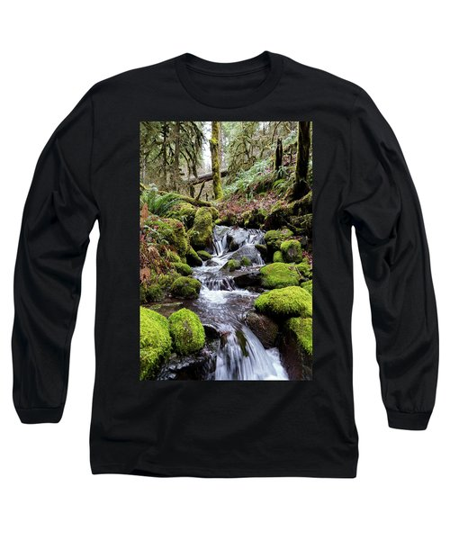 Pnw Forest Long Sleeve T-Shirt