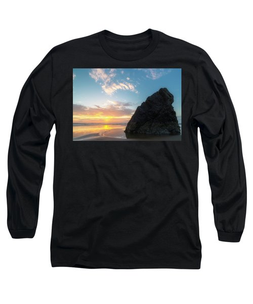 Long Sleeve T-Shirt featuring the photograph Point Meriwether by Ryan Manuel