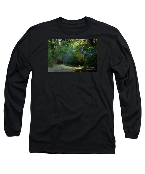 Pointing The Way Long Sleeve T-Shirt
