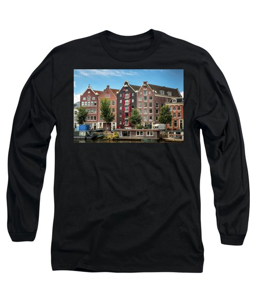 Pointing To The Sky Long Sleeve T-Shirt