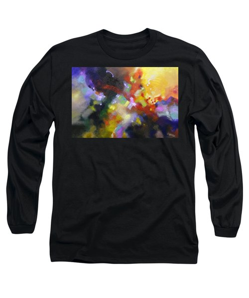 Points Of Light Long Sleeve T-Shirt