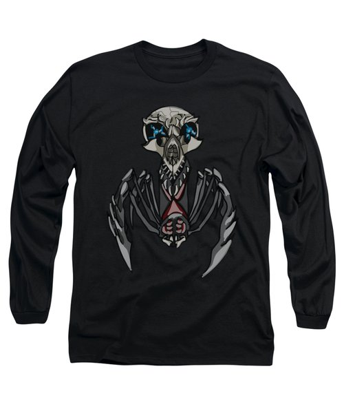 Pokey The Possessed Spider Long Sleeve T-Shirt