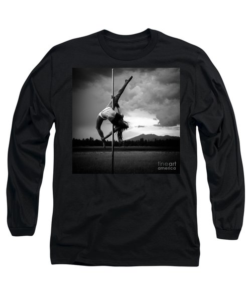 Pole Dance 1 Long Sleeve T-Shirt