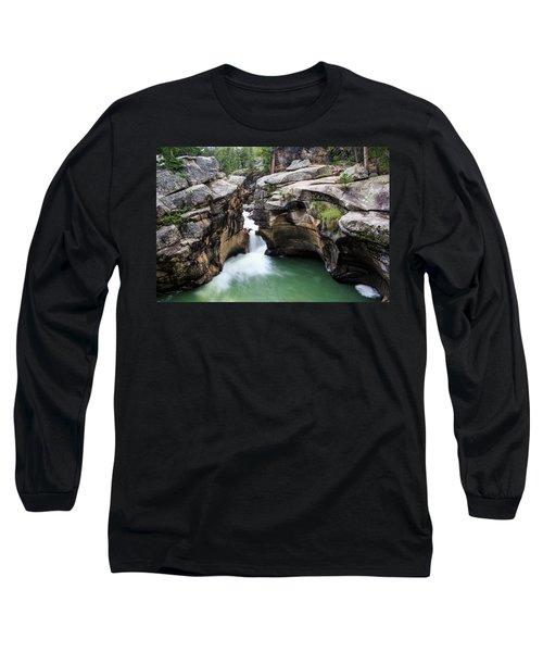 Polished Rock Long Sleeve T-Shirt