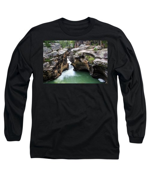 Polished Rock Long Sleeve T-Shirt
