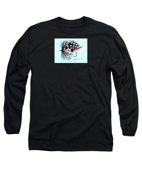 Polka Dot Pike Long Sleeve T-Shirt