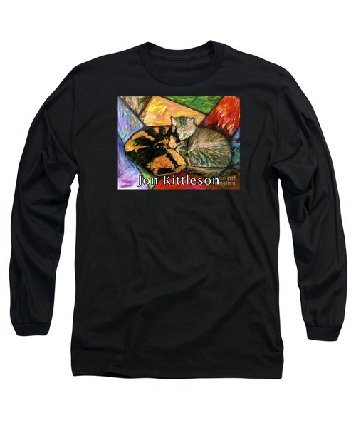 Pompe And Dusty Long Sleeve T-Shirt