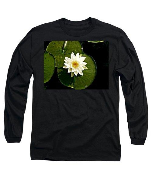 Pond Lily Long Sleeve T-Shirt