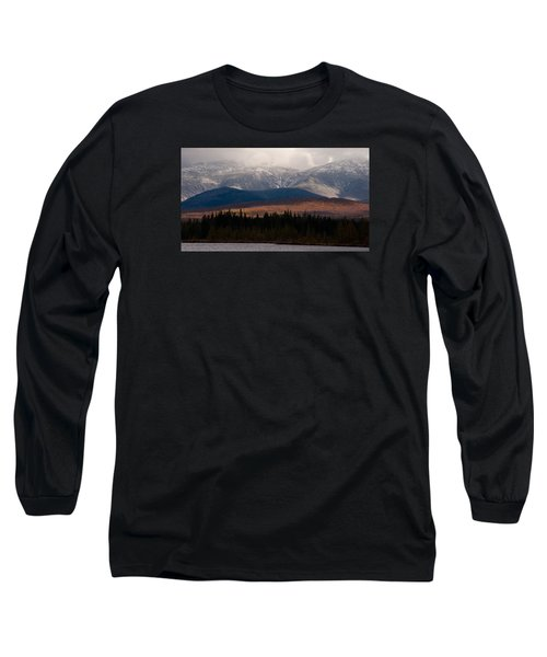 Pondicherry Light And Snow Long Sleeve T-Shirt